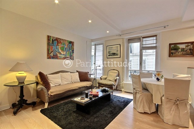 Paris Appartement 1 Chambre 50m² Champs Elysees - Trocadero