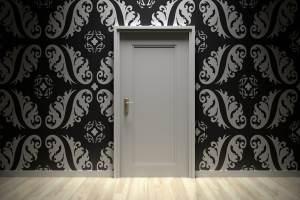 Ouverture d'une porte verrouillée sans clé