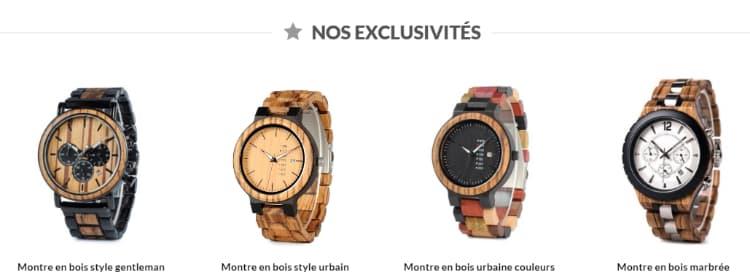 Comment nettoyer sa montre en bois?