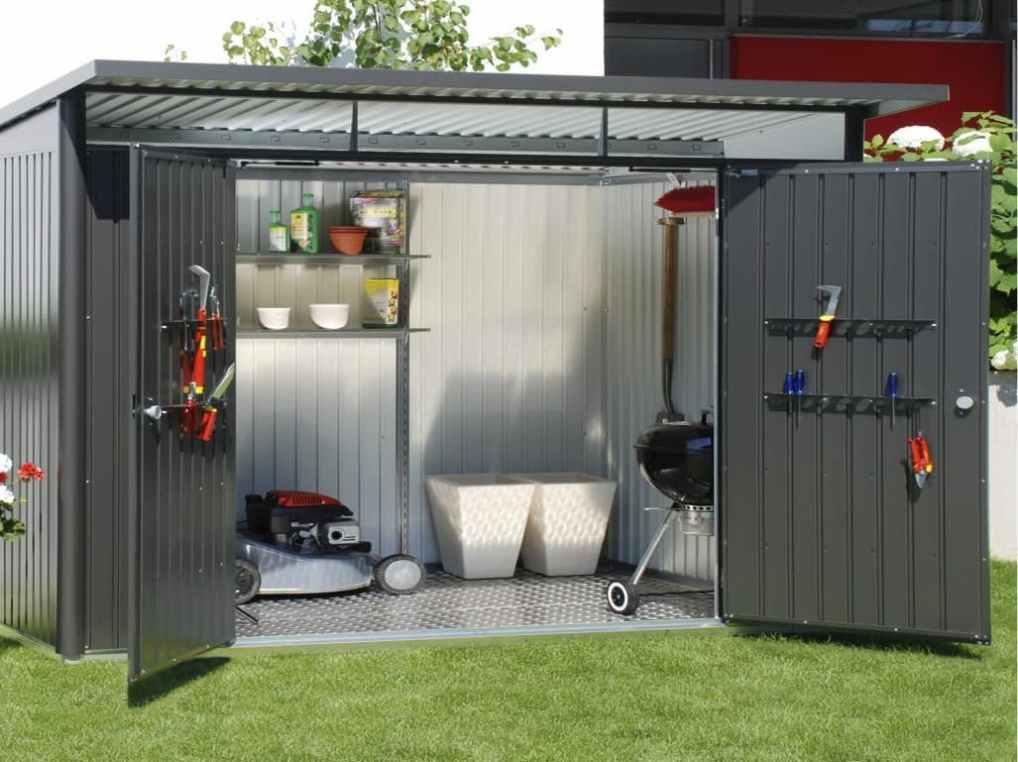 Comment monter un abri de jardin en métal ? - Conseil & Astuce