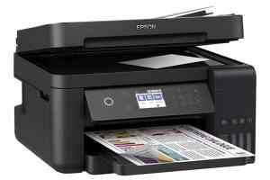 Imprimantes à jet d'encre multifonction tout-en-un