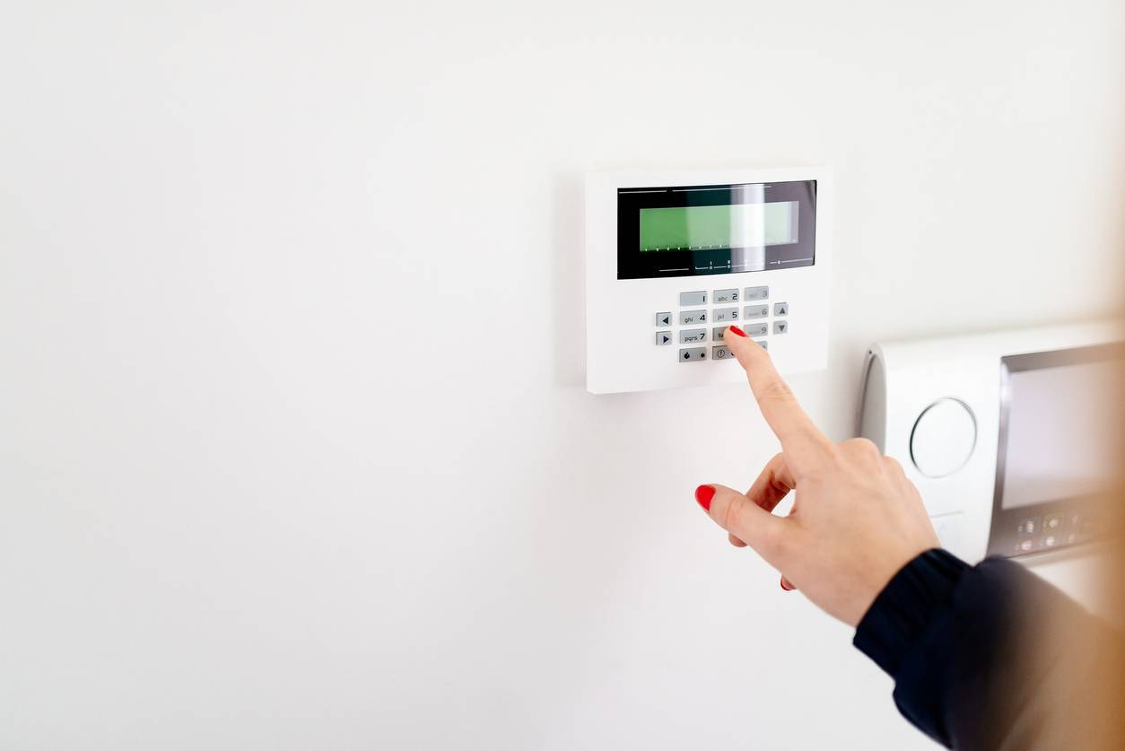 alarme ; alarme maison ; protection appartement