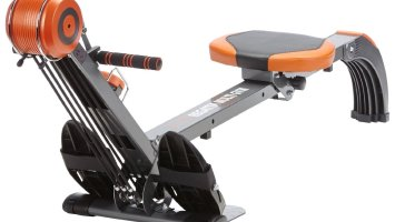 Acheter rameur Skandika Regatta Multi Gym Poseidon orange