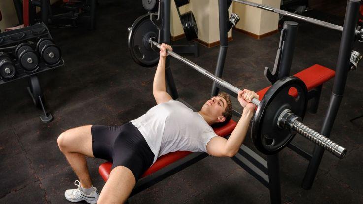 Exercices sur banc de musculation