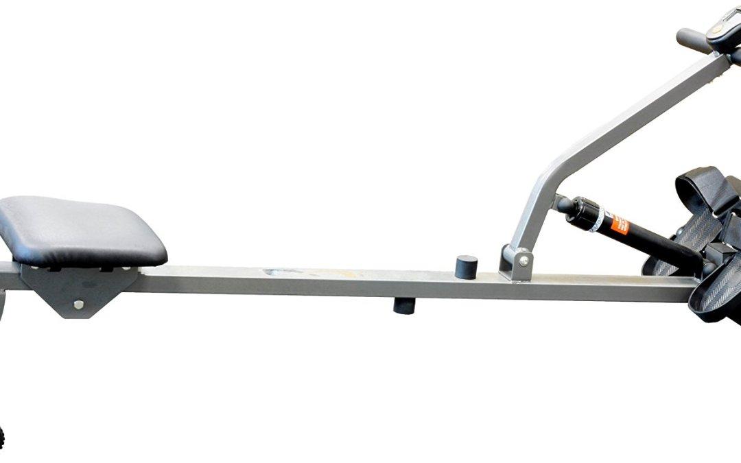 Avis rameur V-fit hydraulique argenté/gris/noir