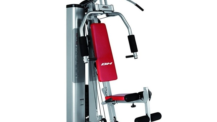 bh fitness multy gym pro appareil multifonction musculation