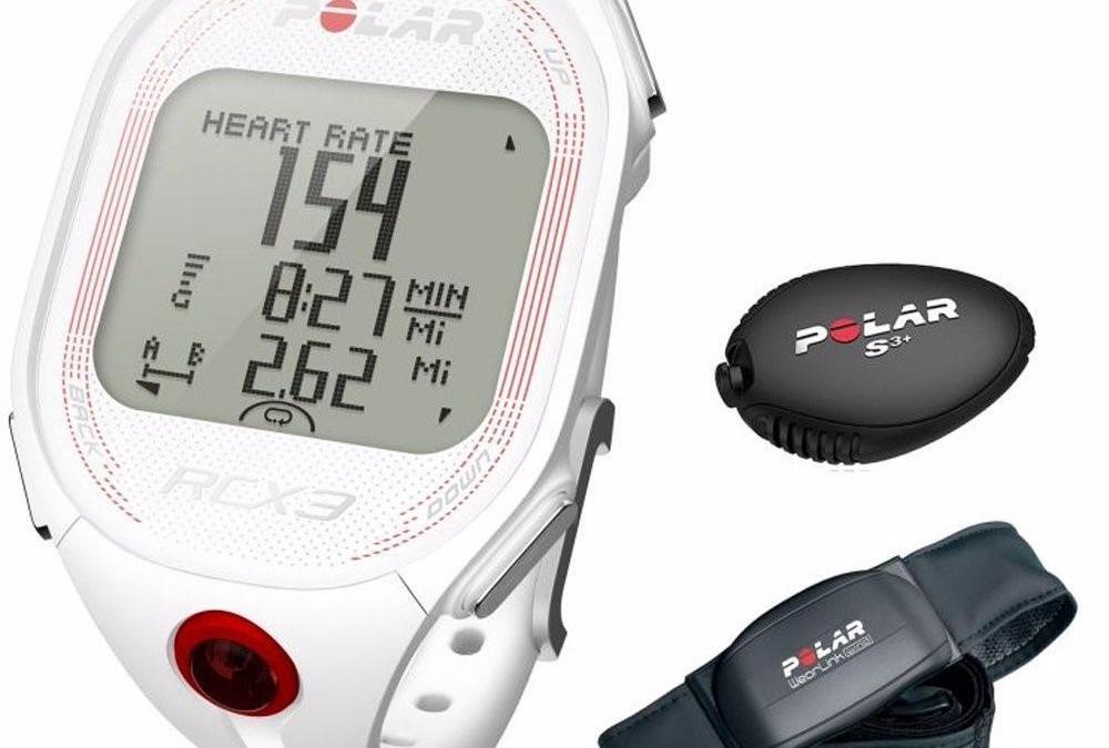 Test du Cardiofréquencemètre Polar RCX3 Bike