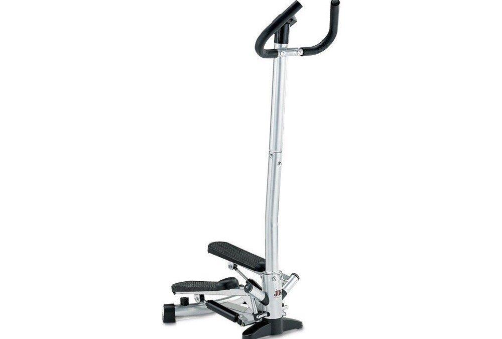 Test du pédalier d'appartement JK Fitness 5020 Pédalier d'appartement avec poignée