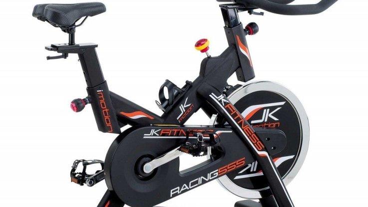 velo appartement jk fitness racing 555 speed bike