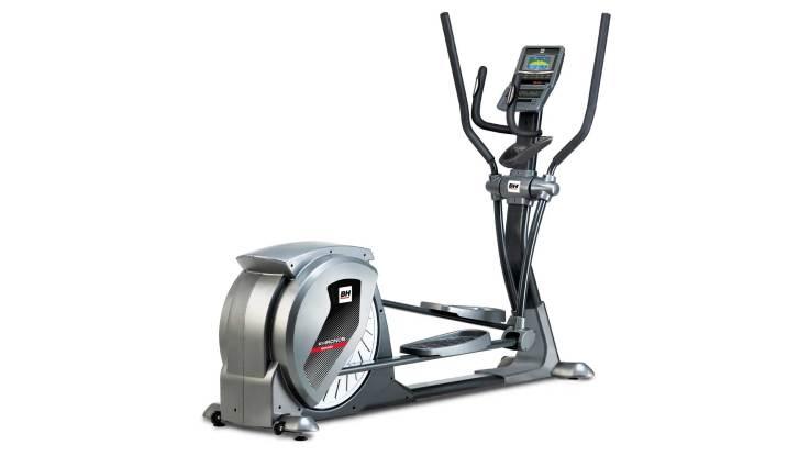 velo elliptique bh fitness khronos generator g206 crosstrainer