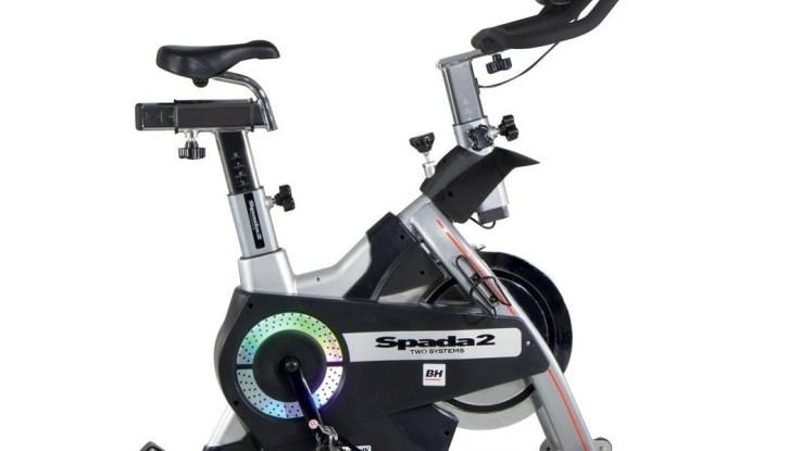 velo exercice i spada 2 h9355i biking bh fitness