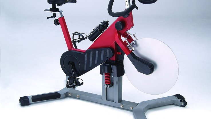 velo professionnel spinning oscillation laterale grupo contact