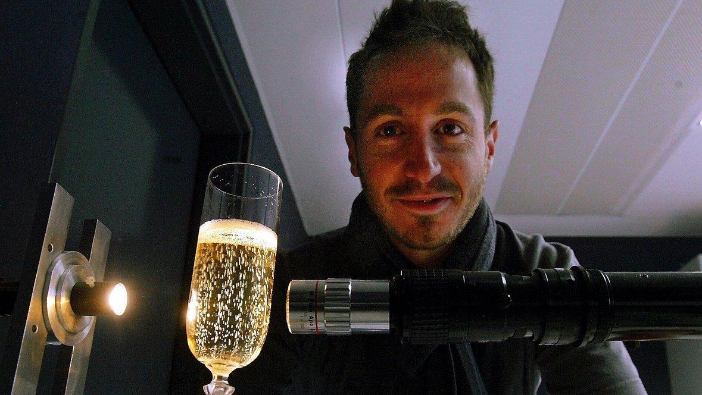 Gérard LIGER-BELAIR, le spécialiste de la bulle