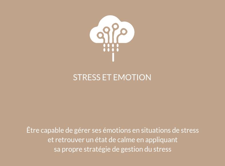 STRESS ET EMOTION