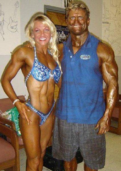 couple-bronze