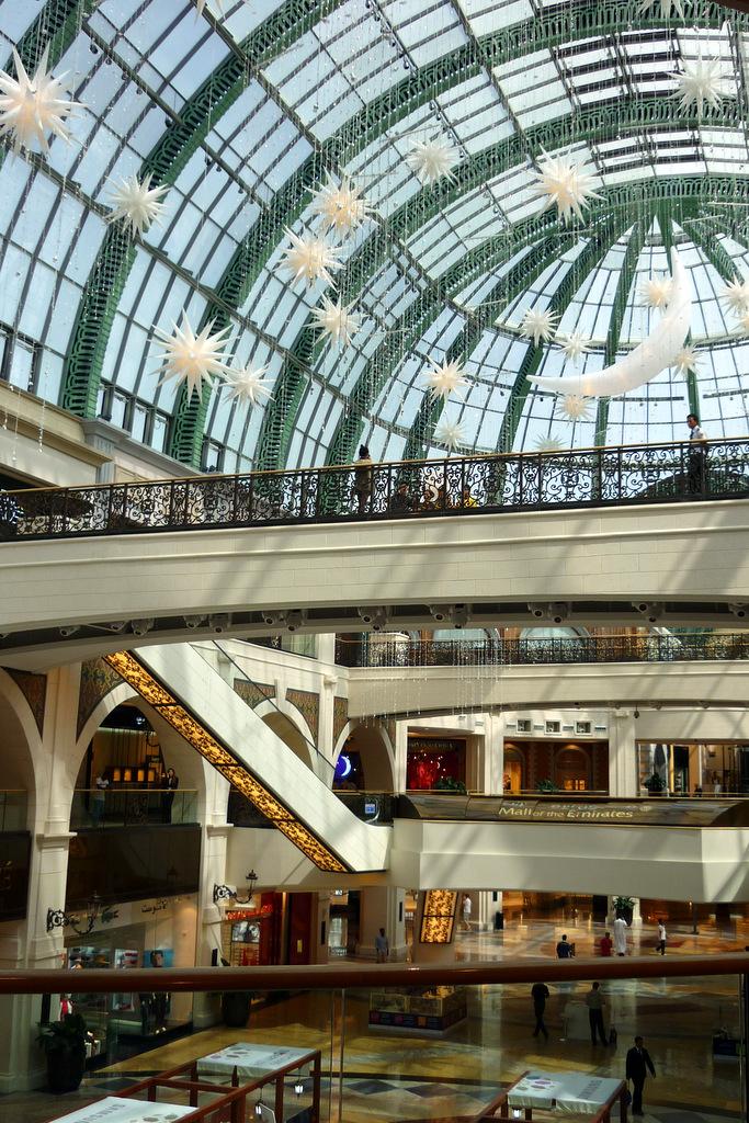 dubai centre commercial