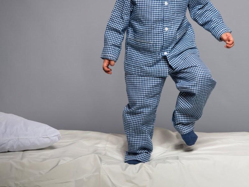 Duermen lo suficiente los niños