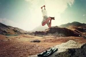 Cómo vivir feliz superándote a ti mismo