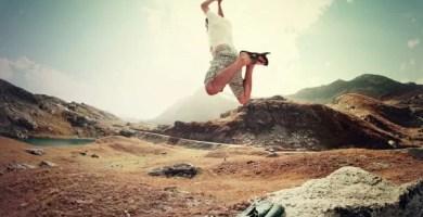 Como vivir feliz superándote a ti mismo