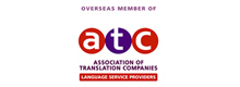 ATC. Customers: Consenso Global - Translation Services