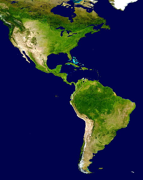 File:The Americas satellite map.jpg
