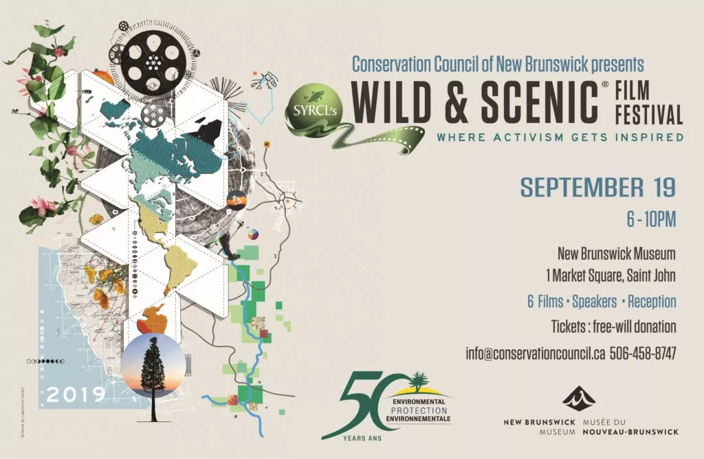 Where Activism Gets Inspired: Wild and Scenic Film Festival in Saint John @ New Brunswick Museum