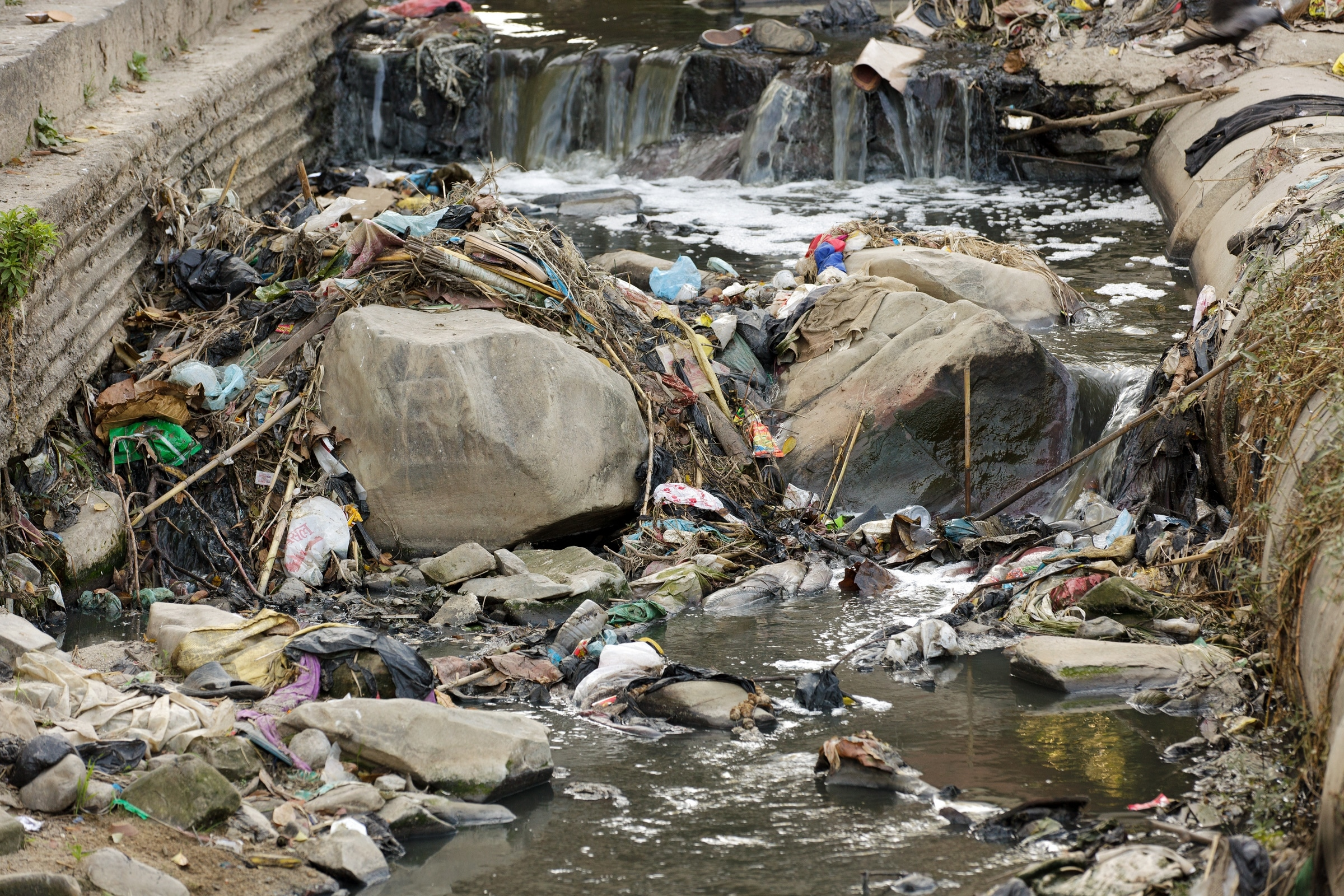 Water Pollution Facts What Are The Causes And Solutions