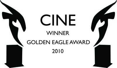 Jeremy Roberts of Conservation Media takes home a CINE Golden Eagle for a film on fire ecology entitled, Disturbance.