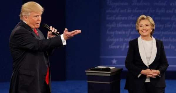 The Second Presidential Debate: Donald Trump The Art of ...
