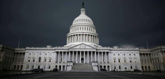 White flag Congress