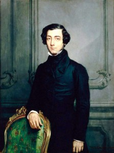 Alexis de Tocqueville warned about what would happen to democracy without religious faith.