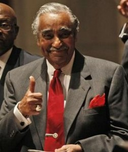 Representative Charles Rangel, D-NY-15. Photo: US House of Representatives