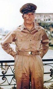 What would GA Douglas MacArthur say of or two Obama?