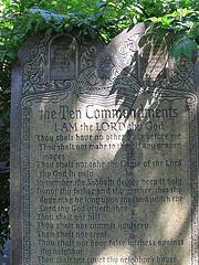 The Ten Commandments: a proper blueprint for America