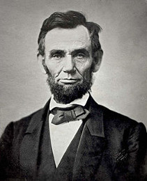 Abraham Lincoln, 150 years ago. Was he old and confused?