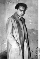 Herschel Grynszpan, patsy of Kristallnacht. The Nazis used him to stoke what they called spontaneous rage.