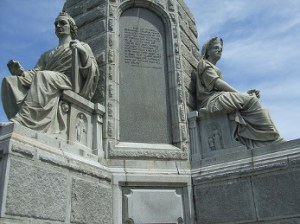 Monument to the Forefathers of America