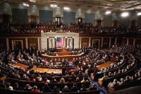 The institution of Congress takes the blame, but its members really should. Many of them proved that at the State of the Union speech. Many have let lobbyists buy them. But how to drain the swamp? Donald Trump pledged to do this, regarding ObamaCare and other issues.