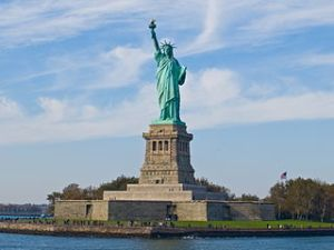 Lady Liberty: a symbol of liberty and individual freedom. Time for some redemptive change to help us rediscover it. And to distinguish among the concepts liberal, libertarian, and conservative.