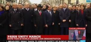 The BBC missed the point of the unity march