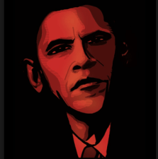 Did Obama lead a coup d'etat? He was a puppet on a string--or a consummate scammer. Graphic courtesy Mychal Massie