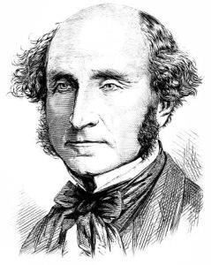 John Stuart Mill defended free speech, and free everything. But he did not defend truth.