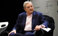 George Soros, Puppet Master and human dragon extraordinaire, member of the hate-America death squad, and collaborator with the Nazis. His motive is obvious, though he tries to hide it. He's also forcing a new realignment in America and worldwide.