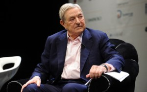 George Soros. Do the prophecies point to this man setting up a chip-dependent money system?