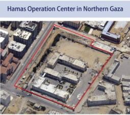 So much for hasbara. Behold! A HAMAS ops center in the middle of a civilian area in Gaza. Yet Gaza's dependence even on Israel itself remains.