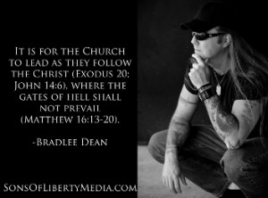 When the Church fails to lead, she becomes the enemy of God.