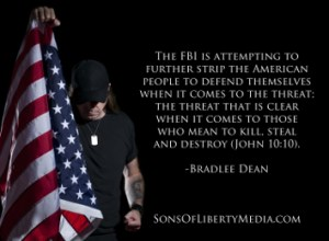 The FBI are selectively prosecuting the wrong people.