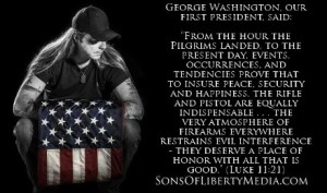Remember this lesson from George Washington as the media sell an implausible and now falsified narrative.