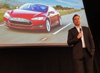 Elon Musk takes questions about Tesla and other subjects.