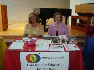 Transgender education association (sic)